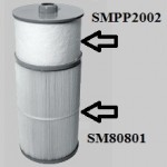 SUNDANCE filter Part No. SMPP2002