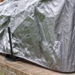 Spa Mack outer cover 8ft x 8ft x 36